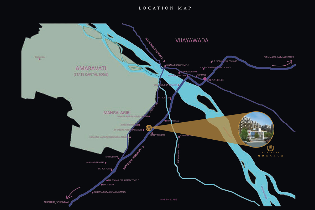 Manjeera project in Vijayawada